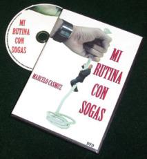 imagen de Mi rutina con sogas - dvd- Marcelo Casmuz