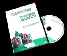 imagen de Juegos con Ases - dvd- Marcelo Casmuz