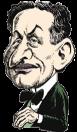 caricatura Houdini