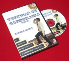 imagen de Técnicas de cartomagia Vol. I - dvd de Marcelo Casmuz