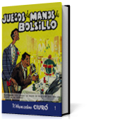 Juegos de manos de bolsillo Tomo I (1961)