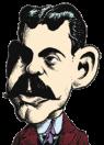 caricatura Erdnase