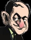 caricatura Malini