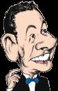 caricatura Fred Kaps