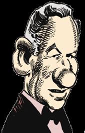 caricatura Al Koran