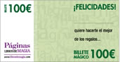 billete mágico 100